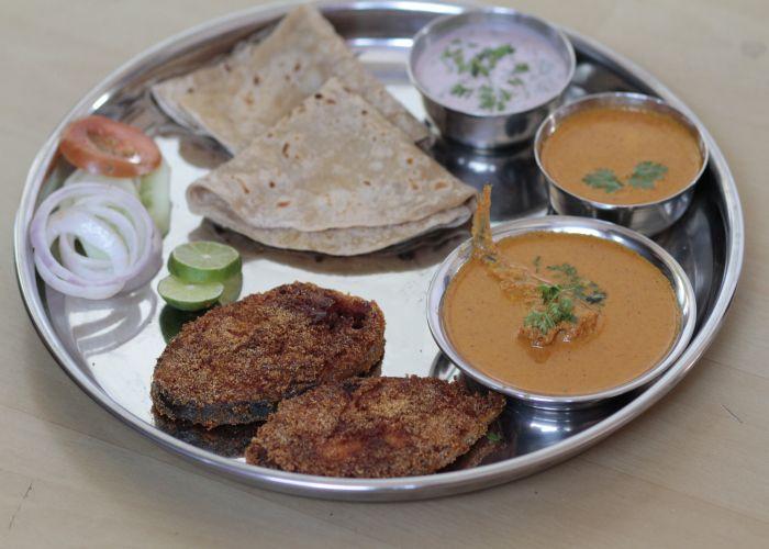 Seafood restaurant in Malvan